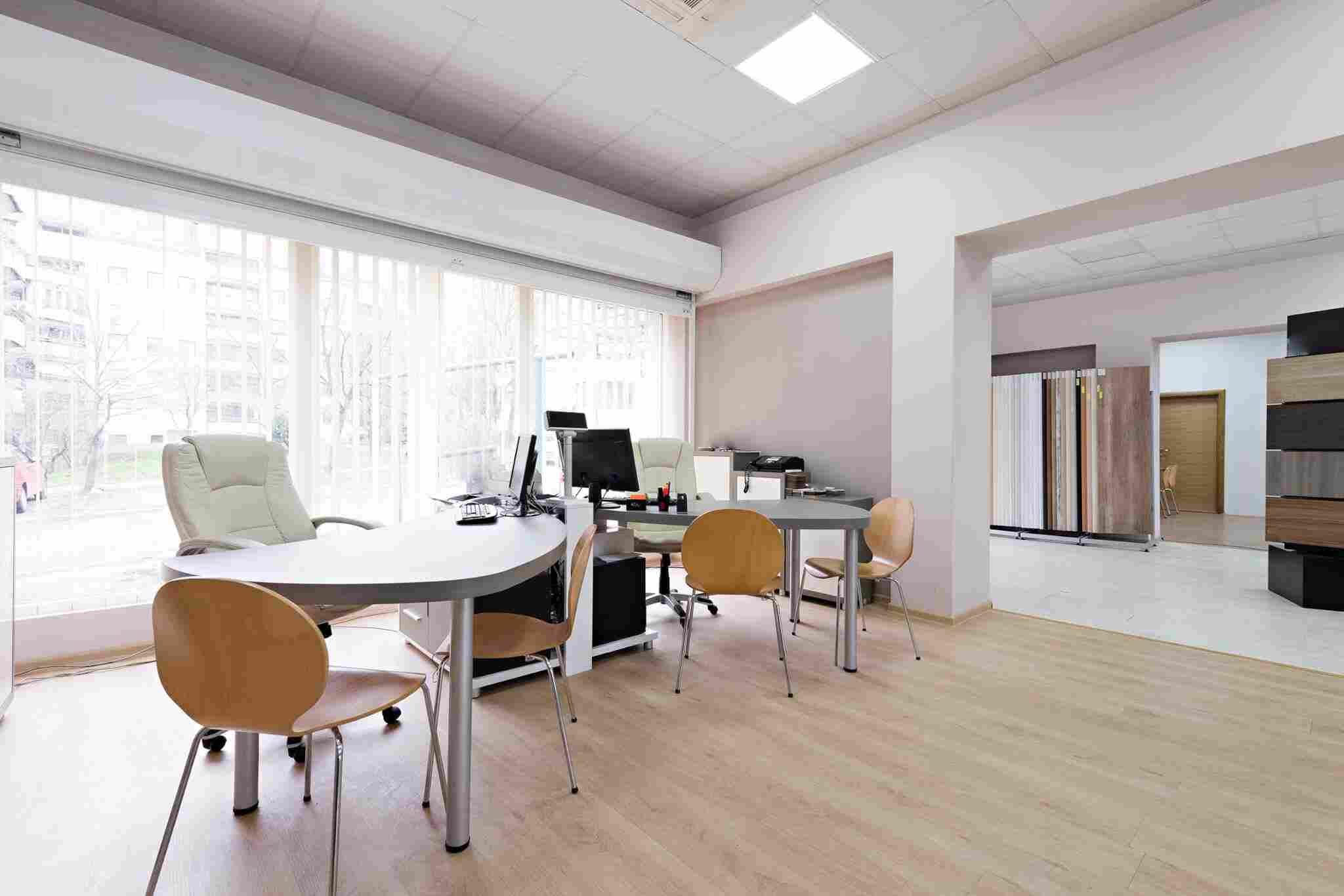 Designing a manager office - Geometra Eduardo Marchese